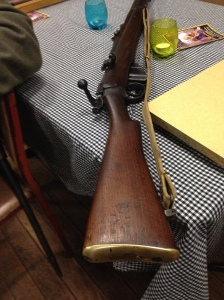 enfield 303 rifle